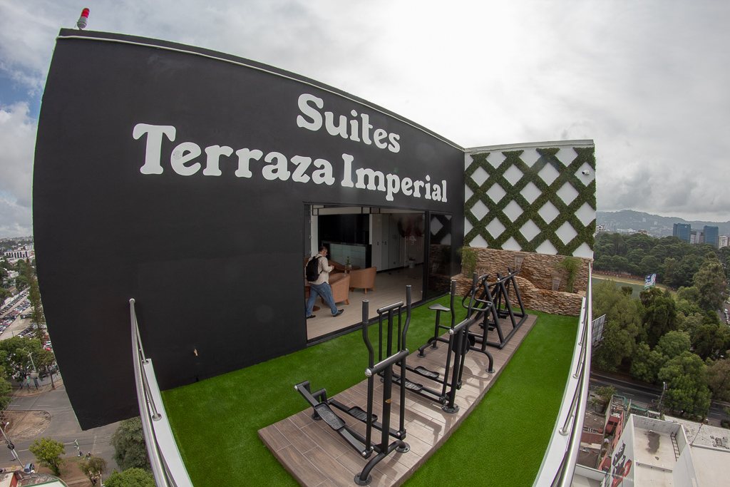 Home Suites Terraza Imperial